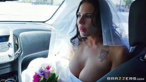 Mireasa furata de la nunta si fututa bine la primul hotel