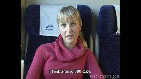 Muie in trenul de viteza din berlin
