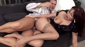 Doamna misto primeste sex anal
